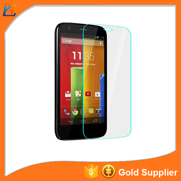 2017 hot anti shock tempered glass screen protector for motorola moto z play