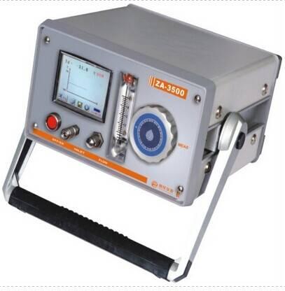 ZA-3500 Dew point & Purity Meter for Hydrogen gasifier Gas Analyzer