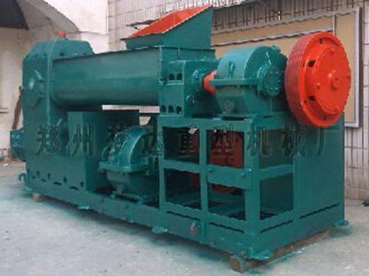 high efficiency clay/hollow  brick machine