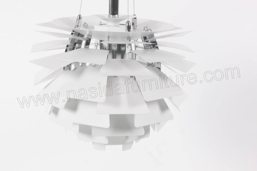 LP262 D48CM white Improved Version artichoke lamp PH Pendants lamp