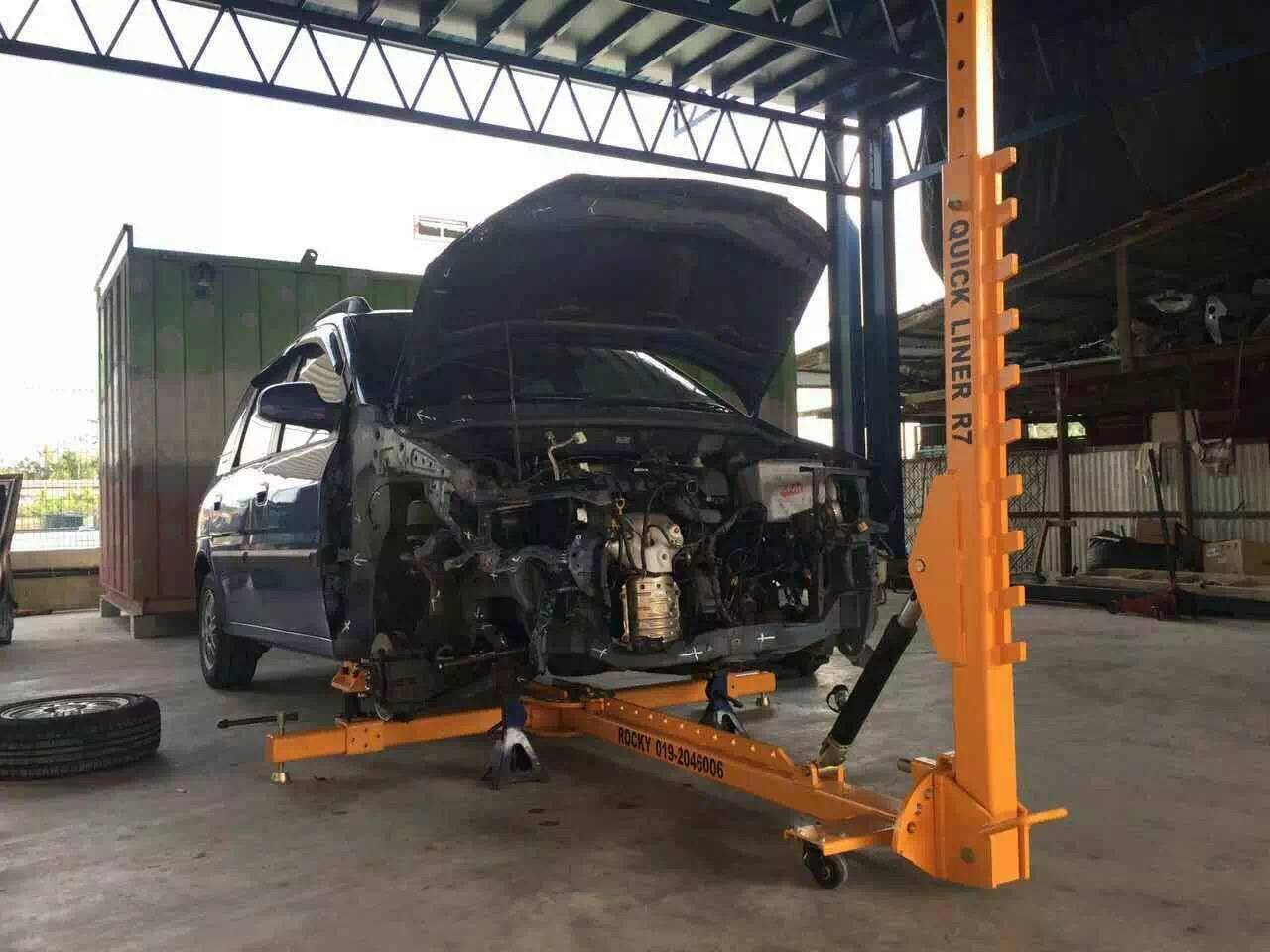 YinLee R7 Car Chassis Liner Quick Puller