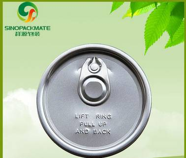 211# Aluminum Easy Open End,can lids,EOE