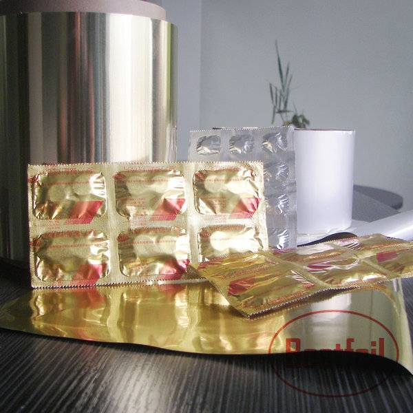 Alu/PE Strip Foil