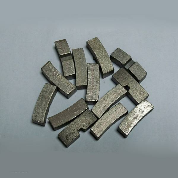 Diamond Cutting Segment for Cutting and Grinding Tools