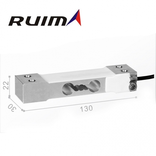 Aluminum Single Point Load Cell For Counting Scale RM-FL4