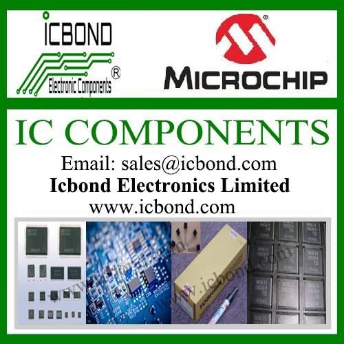 (IC)PIC16LF87-I/ML Microchip - ICBOND ELECTRONICS LIMITED