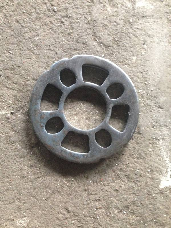 Ringlock Scaffolding Accessories-- Rosette with High Quality