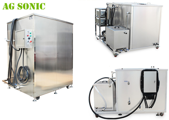 AG SONIC Engine Cylinder Head Ultrasonic Cleaner with Oil Catch Can 28Khz