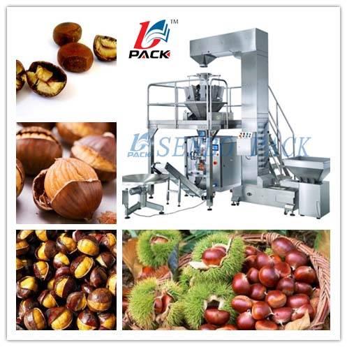 Chestnuts Packing Machine