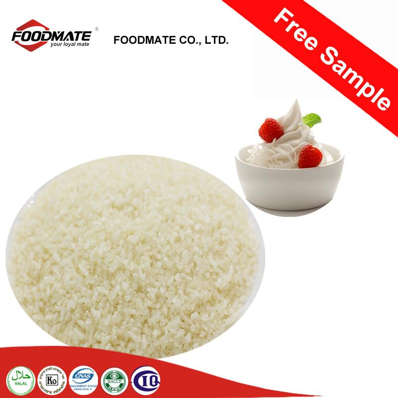 Gelatin Manufacturer supply Kosher Fish Gelatin range from 200-280 Bloom g