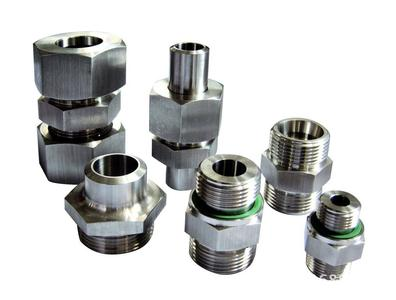 Tube fittings stainless steel 1/4 to 1 inch|Factory Customized Good Quality stainless steel tube fit