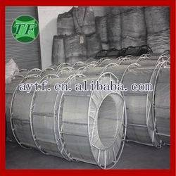 deoxidization CaFe/ferro calcium Cored Wire   in overseas market