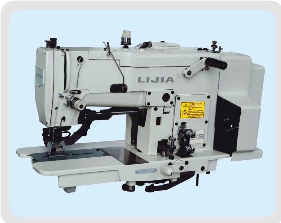 high speed button holing sewing mcahine