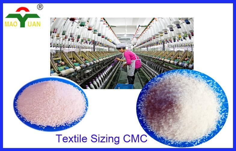 Textile Auxiliary CMC