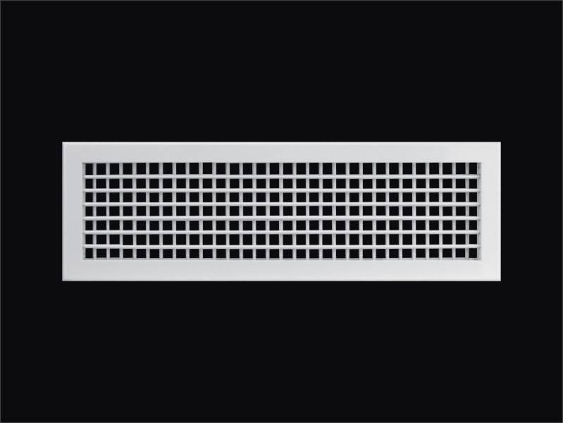 In Philippine Air Grille : Double deflection supply grille guangdong foshan linton