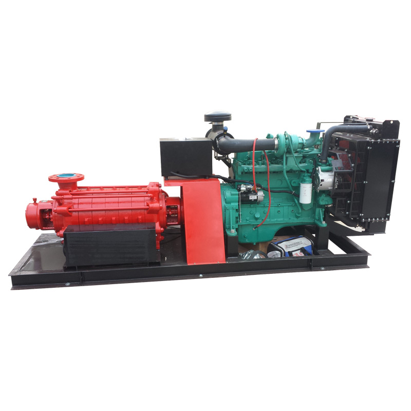 Electric Fire Pump Horizontal End Suction Type XBD-ISW