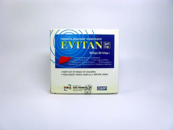 Medicine (EVITAN Soft Cap)
