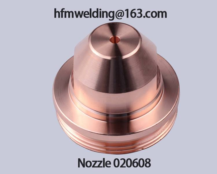 200ANozzle 020608 for HYPERTHERM power max 200,plasma cuting welding