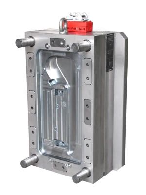 Hot runner plastic injection moulds
