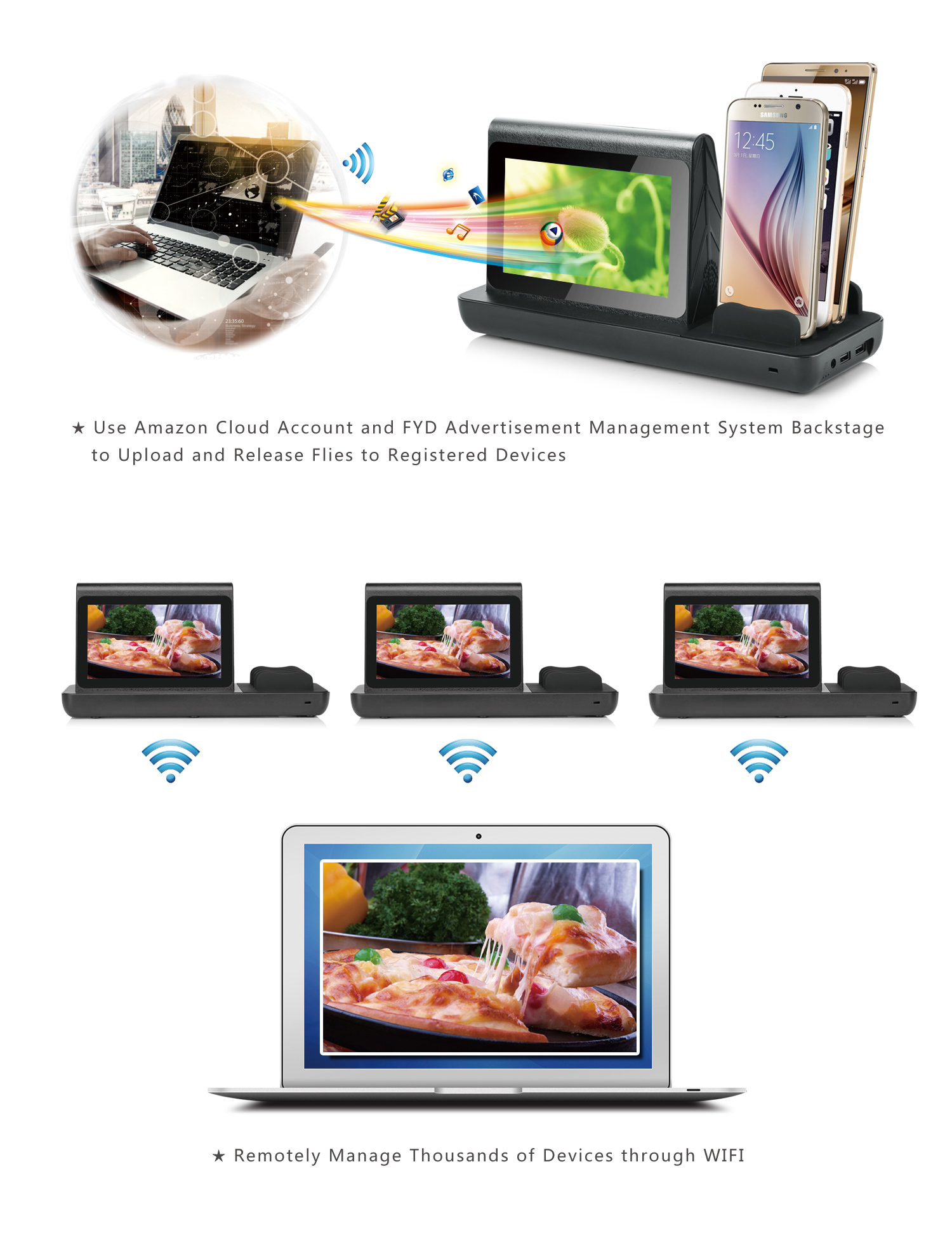 lcd advertising display Reserve your appointment now