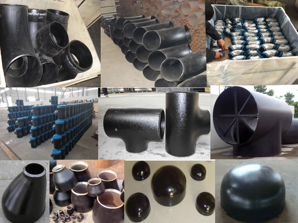 A234 WPB Elbow,tees,reducers and caps