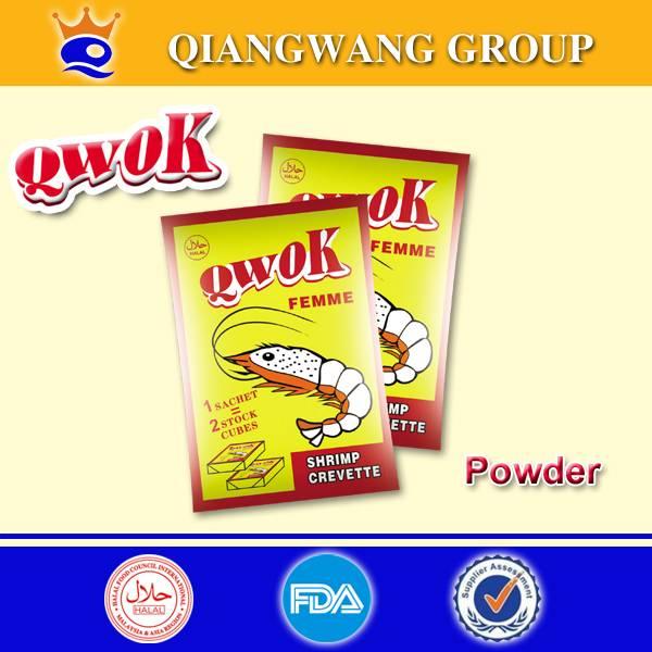 QWOK shrimp seasoning powder bouillon powder