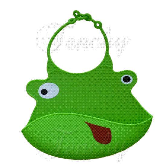 Water proof silicone baby bibs China manufacturer