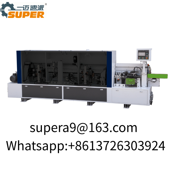 Manufacturer woodworking auto corner rounding edge banding machine wood machine F365