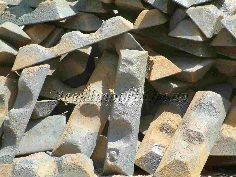 sell Pig Iron PL1/PL2,L5,L6,P1 -Zaporozstal Ukraine