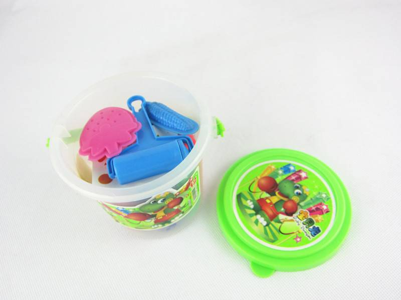 play dough,modeling clay,magic clay  with some tools