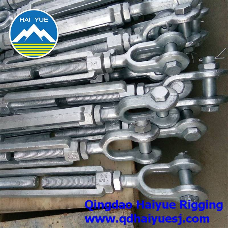 Forged US type turnbuckle