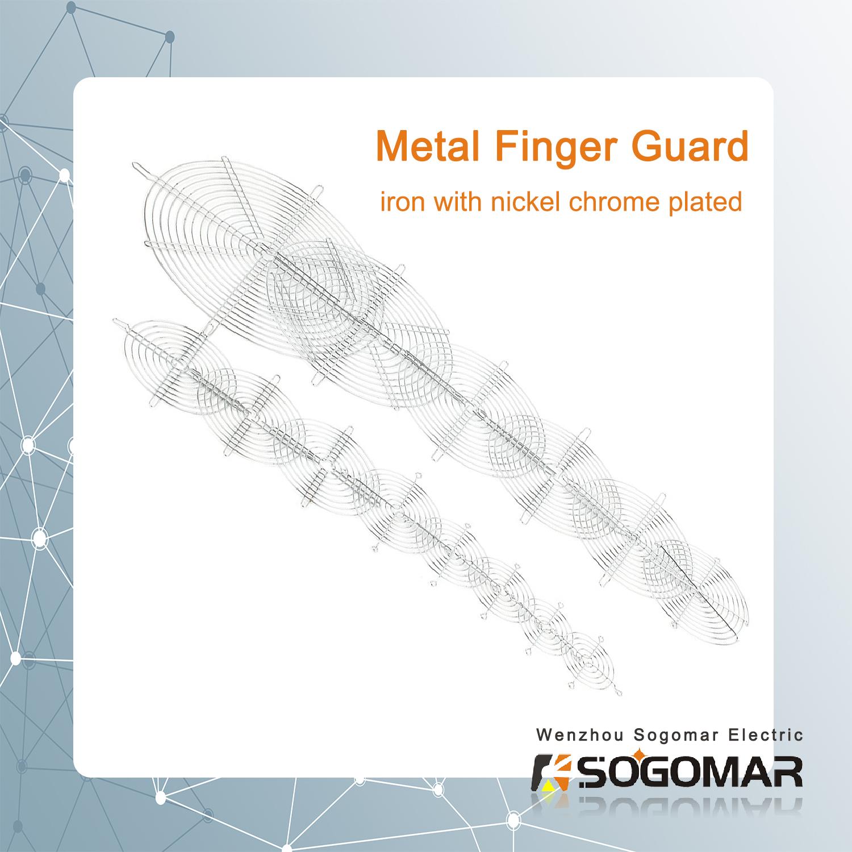 Metal Fan Guard SPM40-280