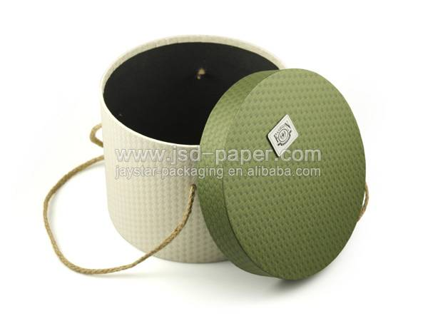 GB-L007 Luxury gift box round box for flowers