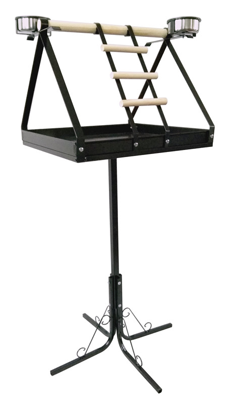 Parrot Play Stand, Metal Material