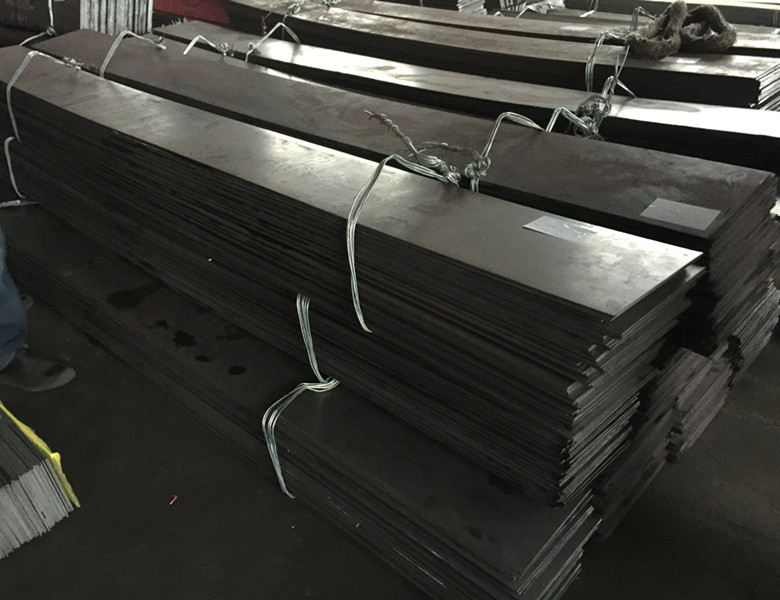 DIN X64CrMo14 ( 1.2319 ) cold work alloy tool steel sheet, plate