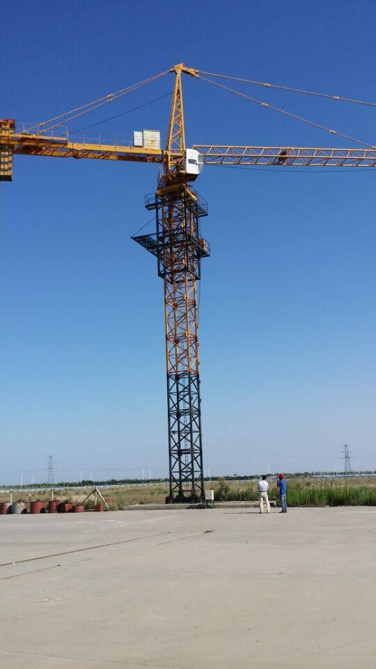 4t mini tower crane construction crane low price