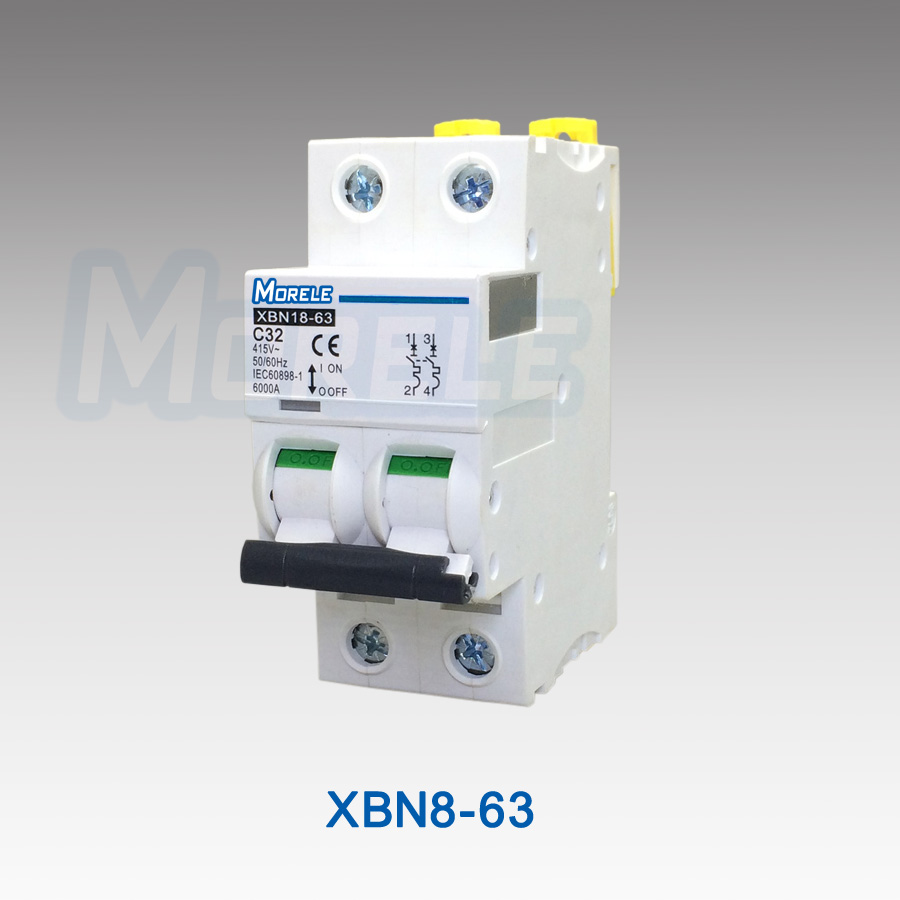 ic60n mini circuit breaker 2p 32a