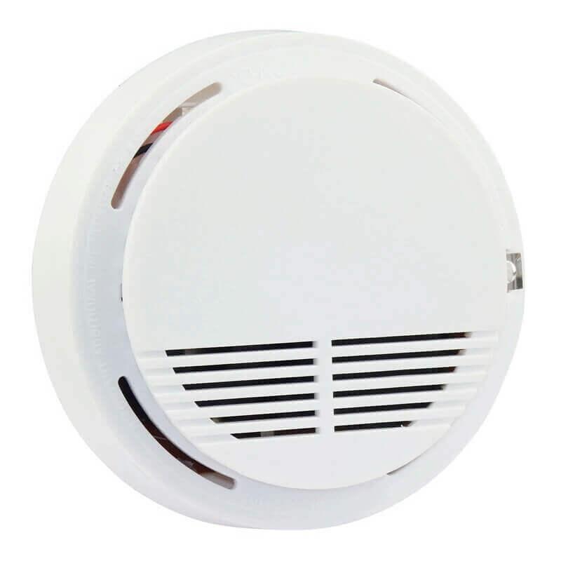 DC power network lpg multi gas detector alarm gas detector for home