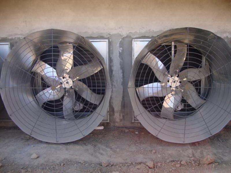 Poultry Farm Equipments Horn Cone Exhaust Fan
