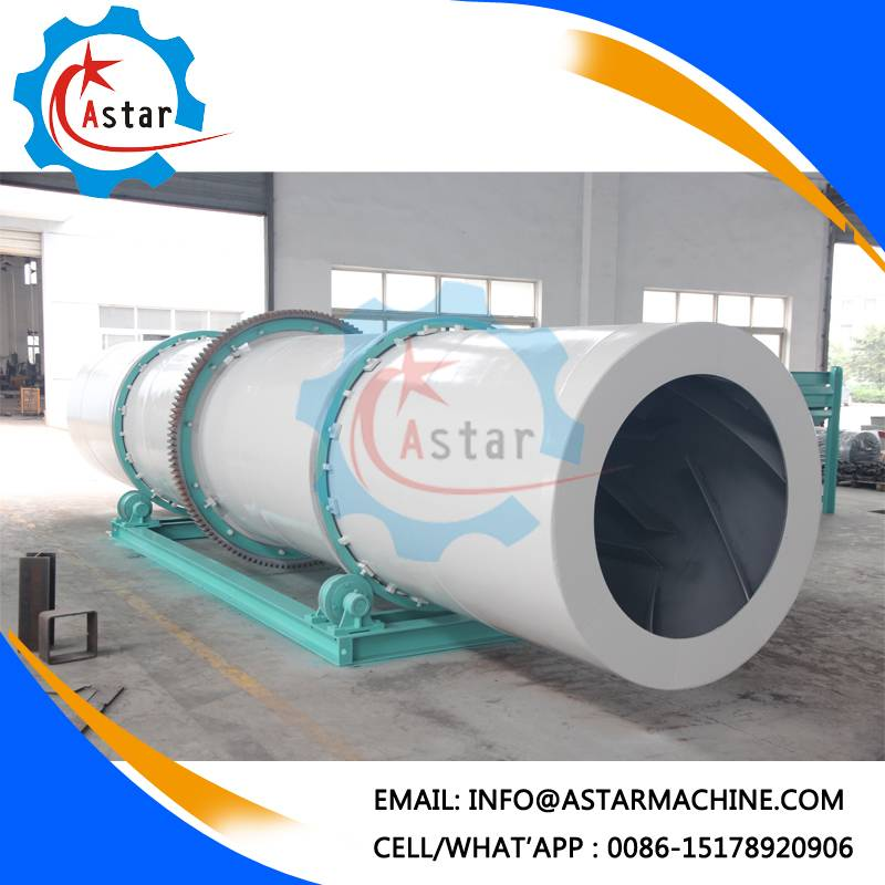 Used in Wood Pellet Line Rotary Dryer Machine