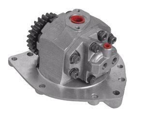 Double Pump (Tandem Pump CBQ-E14/A2.5)