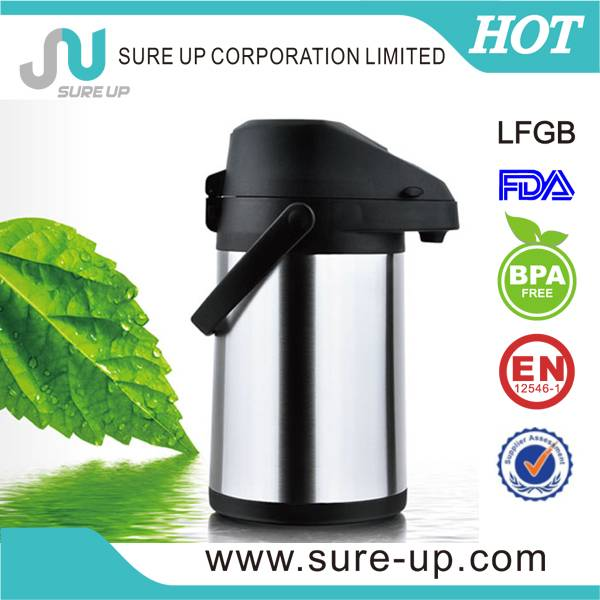 stainless steel vacuum airpot thermos airpot