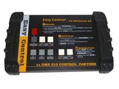 X 512A/DMX 384/DMX 512/Easy Control