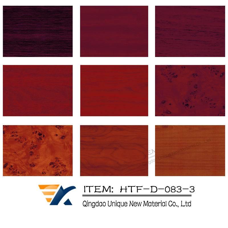 WPC transfer foil,Wood grain transfer foil,floor transfer foil,skirting transfer foil
