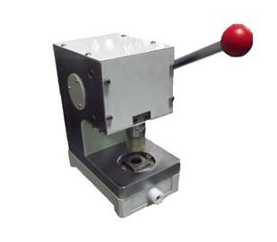 Precision Disc Coin Cell Punching Machine