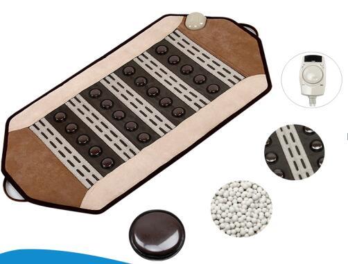 Ceragem similar mini heated bio mat tourmaline mattress anions pad