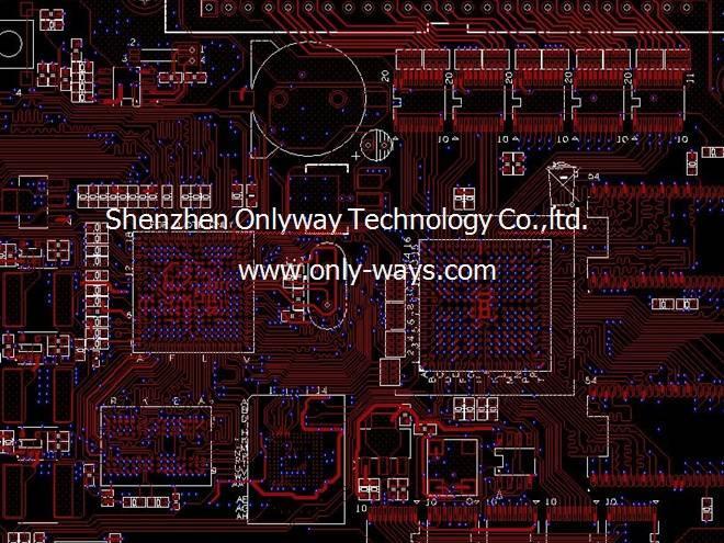 LED control system  pcb design,pcb layout