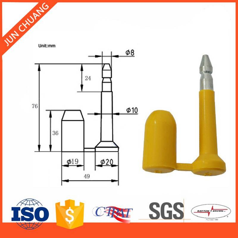 High quality security bolt seals container bolt seal