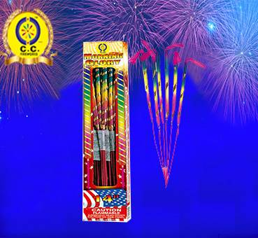 Morning Glory Sparklers Fireworks
