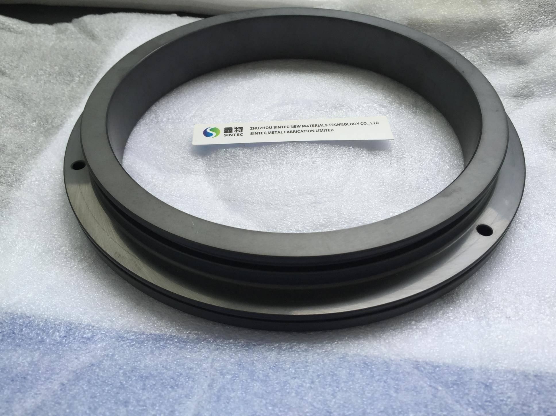 Silicon carbide mechanical seals
